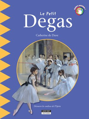 cover image of Le petit Degas