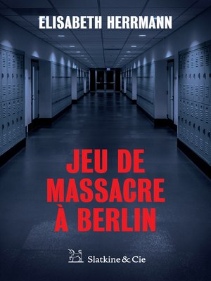cover image of Jeu de massacre à Berlin