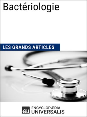 cover image of Bactériologie