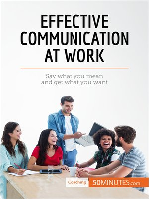 cover image of Effective Communication at Work