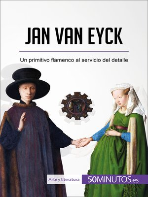 cover image of Jan van Eyck