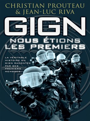 cover image of GIGN