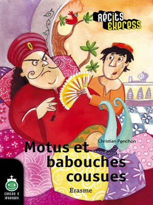 cover image of Motus et babouches cousues