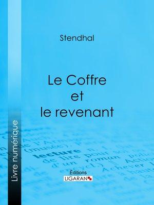 cover image of Le Coffre et le revenant