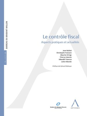 cover image of Le contrôle fiscal