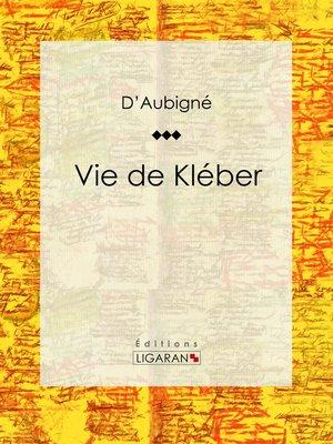 cover image of Vie de Kléber