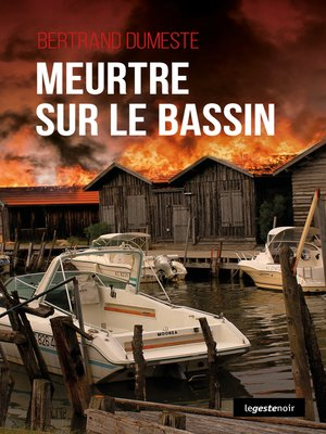 cover image of Meurtre sur le bassin--Tome 1