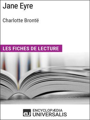 cover image of Jane Eyre de Charlotte Brontë