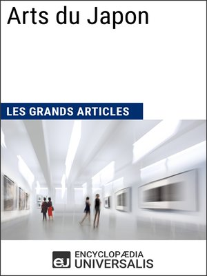 cover image of Arts du Japon