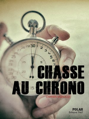 cover image of Chasse au chrono