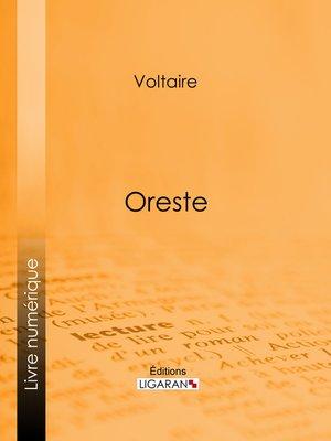 cover image of Oreste
