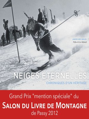 cover image of Neiges éternelles