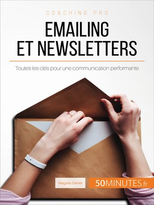 cover image of Emailing et newsletters