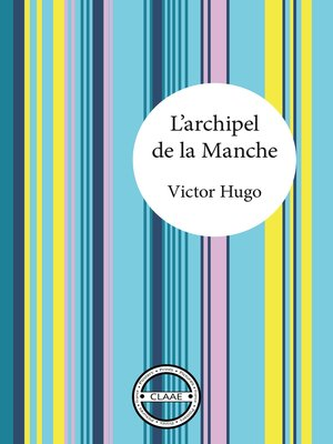 cover image of L'archipel de la Manche