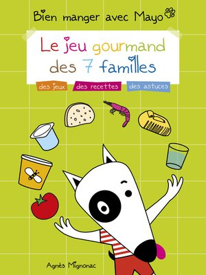 cover image of Bien manger avec Mayo