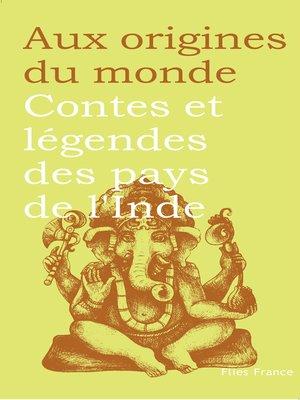 cover image of Contes et légendes des pays de l'Inde