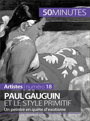 cover image of Paul Gauguin et le style primitif
