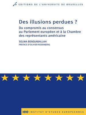 cover image of Des illusions perdues ?
