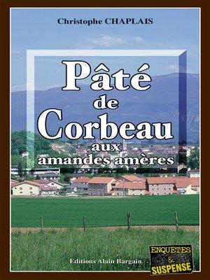 cover image of Pâté de corbeau aux amandes amères