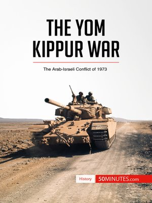cover image of The Yom Kippur War