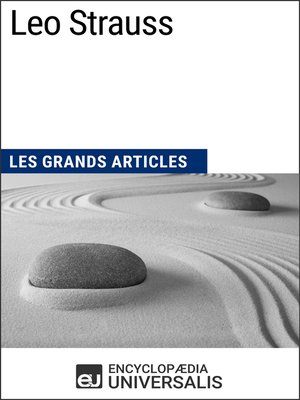 cover image of Leo Strauss