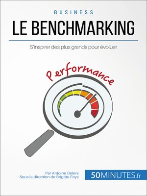 cover image of Le benchmarking