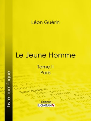 cover image of Le Jeune Homme