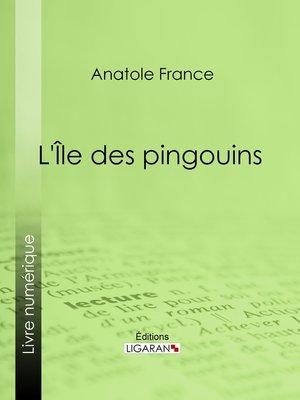 cover image of L'Île des pingouins