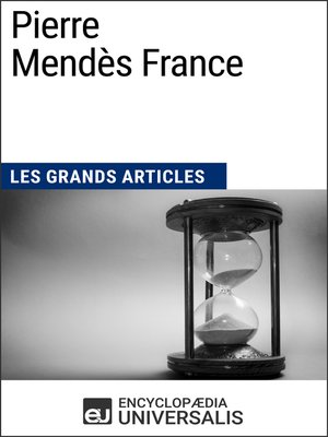 cover image of Pierre Mendès France