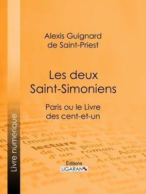 cover image of Les deux Saint-Simoniens