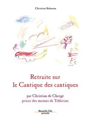 cover image of Retraite sur le Cantique des Cantiques