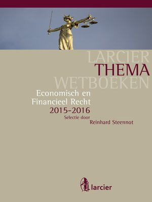 cover image of Economisch en financieel recht