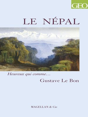 cover image of Le Népal