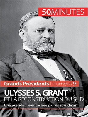 cover image of Ulysses S. Grant et la reconstruction du Sud