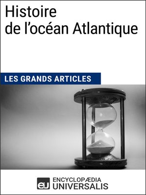 cover image of Histoire de l'océan Atlantique