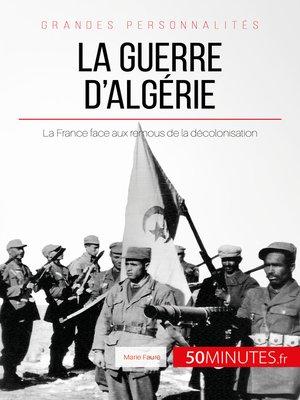 cover image of La guerre d'Algérie