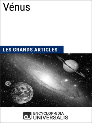 cover image of Vénus