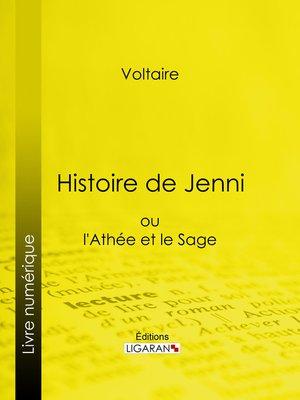 cover image of Histoire de Jenni