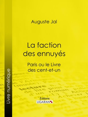 cover image of La faction des ennuyés