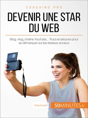 cover image of Devenir une star du Web