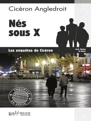 cover image of Nés sous X