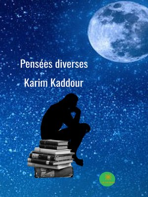 cover image of Pensées diverses