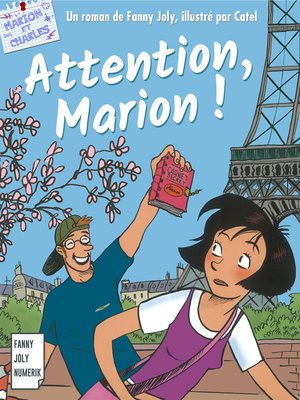 cover image of Attention, Marion !