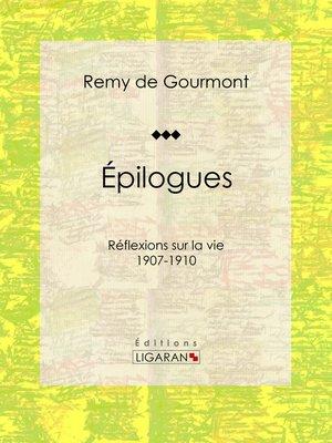 cover image of Épilogues