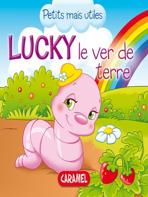 cover image of Lucky le ver de terre