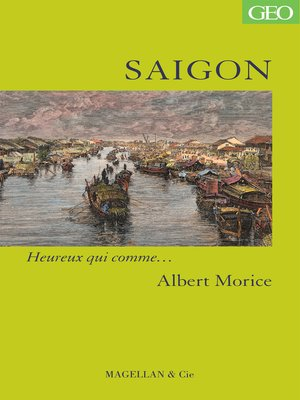 cover image of Saigon
