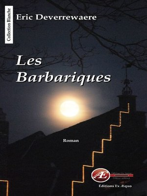 cover image of Les barbariques