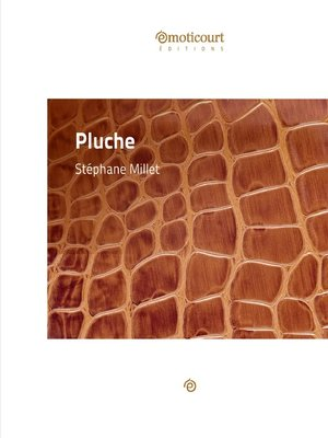 cover image of Pluche