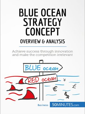cover image of Blue Ocean Strategy Concept--Overview & Analysis