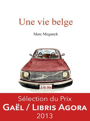 cover image of Une vie belge